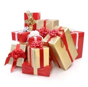 Darila za Božič