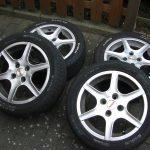 Letne avtomobilske gume v primerjavi z zimskimi
